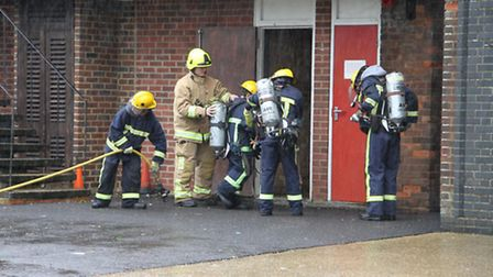 St Albans fire station hosted an open day for members of the public last weekend (29.8.15)