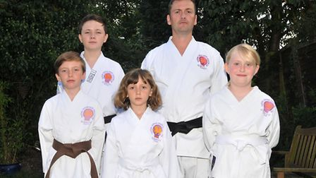Members of Harpenden karate club are unhappy with having to leave Harpenden leisure centre after tra