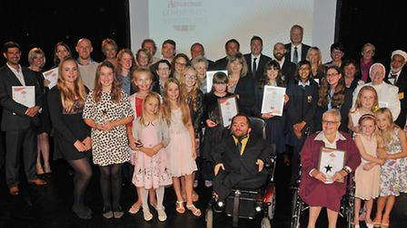The Herts Advertiser Community Awards finalists