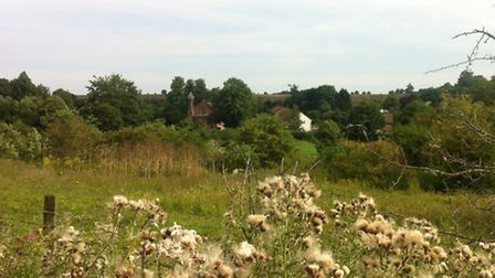 """Luton Airport Parkway walk to Harpenden is in new booklet, """"The Lea Valley Walk"""""""