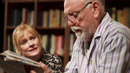 The Father starring Claire Skinner and Kenneth Cranham will be on at the Cambridge Arts Theatre