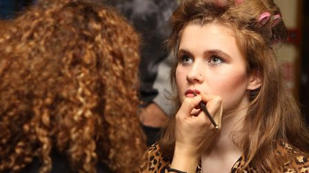 You could win the makeover of a lifetime with SAFW