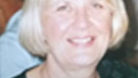 Alison Stevens has been missing since 10.30am yesterday.