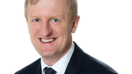 MP for Hertsmere Oliver Dowden abstained from voting