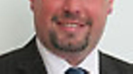 Cllr Jason Ablewhite, leader of Huntingdonshire District Council.