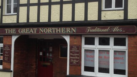 The Great Northern pub, St Albans