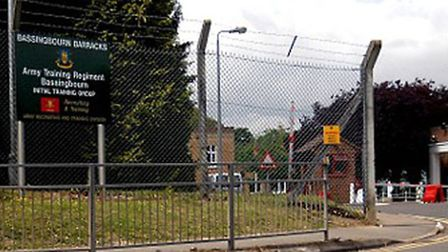 Could Bassingbourn Barracks be used as a safe haven for refugees?