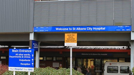 St Albans City Hospital is one of the hospitals run by West Herts Hospital Trust