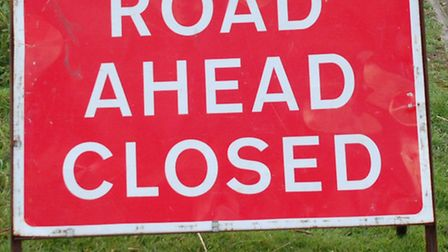 The A505 has been shut southbound between Royston and Baldock after a crash near the McDonalds round