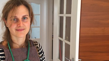 Junior doctor, Emilie Hoogenboom, says she may leave the country if NHS contract proposals go ahead.