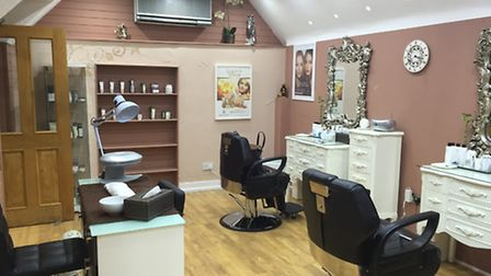 Emerald Brows is located centrally on the High Street, through a hair salon