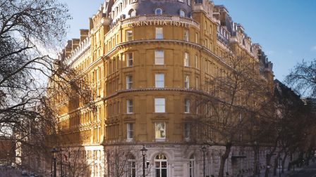The Corinthia London is steeped in history