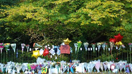 People in St Albans mourn the death of teenager Harley Tobias