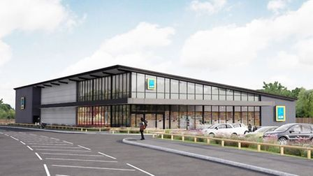 Aldi aim to open store in Edison Bell Way, Huntingdon by Autumn 2016