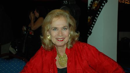 """Also attending the launch of """"Elstree Studios: A Celebration of Film and Television"""" was Valerie Leo"""