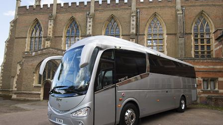 White's Coaches St Albans have a variety of vehicles in their fleet. They range from 6 to 38 seaters