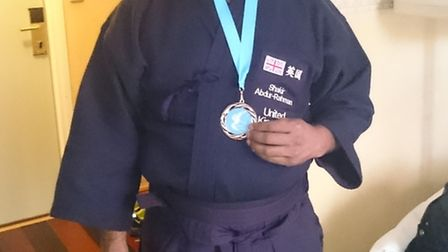 Shakir Rahman has been selected for Great Britain in the European Iaido Championships