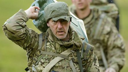 Special Forces: Ultimate Hell Week - Picture Shows: Paul Parrish - (C) BBC - Photographer: Warren O