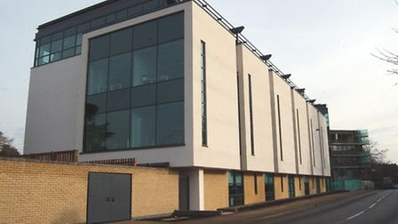 Huntingdonshire District Council's Pathfinder House.