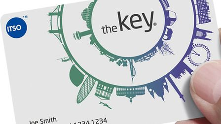 Season ticket holders will be able to use 'the key' on Great Northern and Thameslink train services.