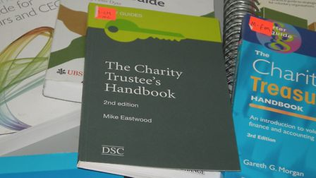 Charity trustees can refer to all sorts of support as they settle into their role