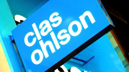 CLAS OHLSON OPENING