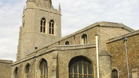 St Mary the Virgin Church at Godmanchester