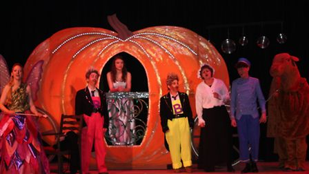 Last year the CADS team put on a performance of Cinderella: by Clive Porter.
