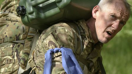 Special Forces: Ultimate Hell Week. Picture Shows: Paul Parrish - (C) BBC - Photographer: Warren Or