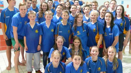 The club after the Arena League meet