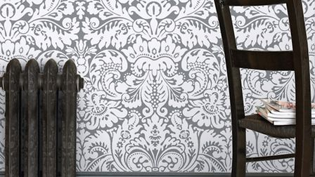Farrow & Ball aren't just about paint. Their wallpaper is something special too...