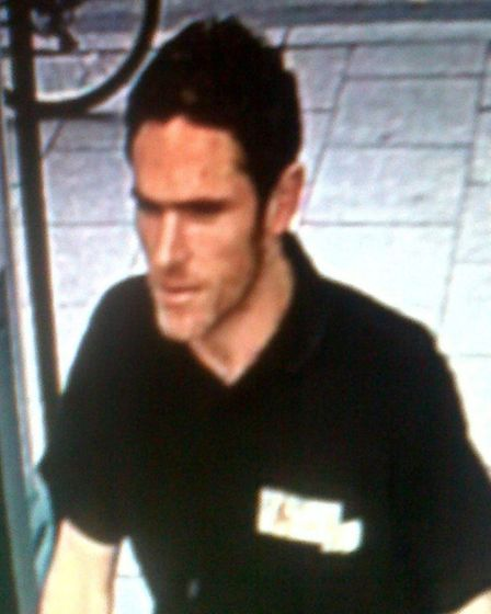 Police release CCTV in hope to gain information following theft from St Neots shop