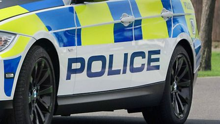 Police have confimed that a vehicle has been seized following reports of hare coursing