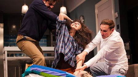 Bad Jews, the West End comedy is at Cambridge Arts Theatre in November