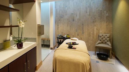 Verulamium Spa treatment room
