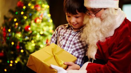 Find out where your local Santa's Grotto is this Christmas. Credit: Getty Images/iStockphoto