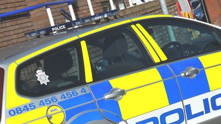 Police are investigating after an Audi was stolen from Hilton.