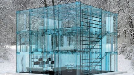 Glass House Milan