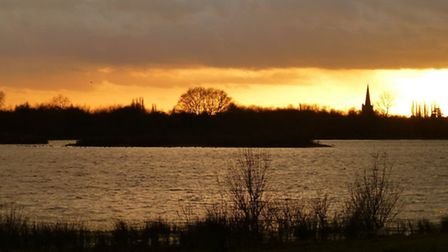 Godmanchester Nature Reserve. Picture: PAM PEACOCK