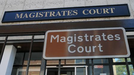 Johnny Maloney and Shanon Loveridge appeared at St Albans Magistrates Court this morning