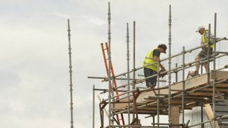 Construction workers are in high demand and short supply