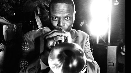 New Orleans jazz legend Leroy Jones will be appearing at The Alban Arena in St Albans [Picture: Katj