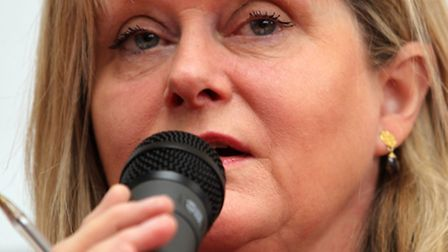 Anne Main voted against scrapping the tampon tax