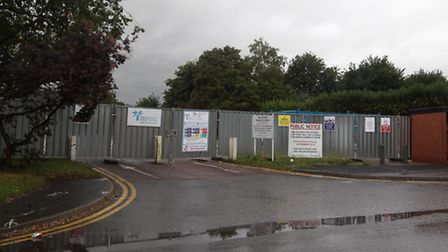 Melbourn car park is being redeveloped