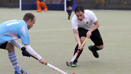 Harpenden stunned league leaders Wapping