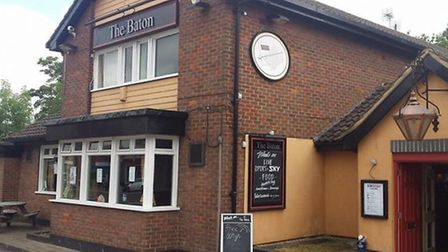 Planning permission to turn the Baton pub into flats and an M&S foodhall was granted this week (23)