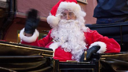 The dates of the Royston and District Santa Float have been announced.