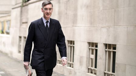 MP Jacob Rees-Mogg. (Photo by Dan Kitwood/Getty Images)