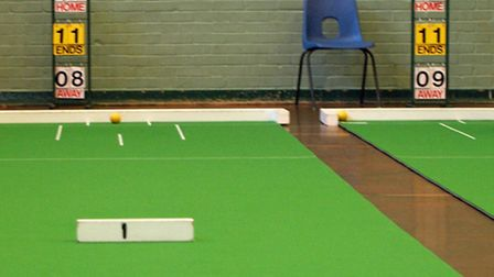 Herts short mat bowls team have qualified for the knockout stages of the Inter County Championship
