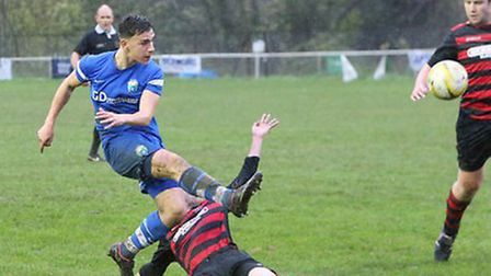 League leaders London Colney head to AFC Dunstable for a top-of-the-table clash on Saturday. Picture